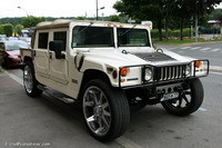 Photos du jour : Hummer H1 Pick-up