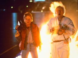 Une DeLorean électrique pour le 25ème anniversaire du film «Retour vers le futur»