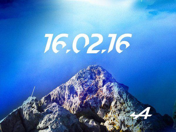 Alpine : du nouveau le 16 février ?