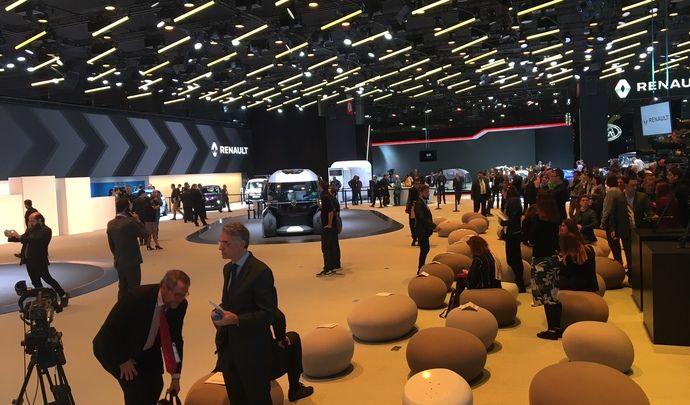 Renault : toutes les nouveautés présentes sur le stand en avant-première - Mondial de l'auto 2018 (live)