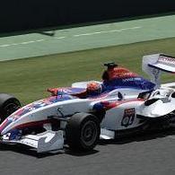 Superleague Formula - Nelson Panciatici: Bonne entame de match à Zolder