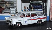 Miniature : 1/43ème - SIMCA Marly