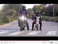 Après BMW, Aprilia s'attaque à Ducati... [vidéo]