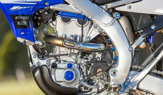Nouveauté 2019: Yamaha WR450F