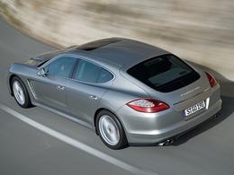 Porsche travaille sur une Panamera électrique