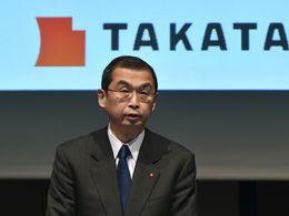 Takata: le sort de son président en suspens ?