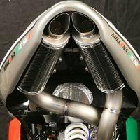 NCR Ducati Millona: Un travail d'orfèvre