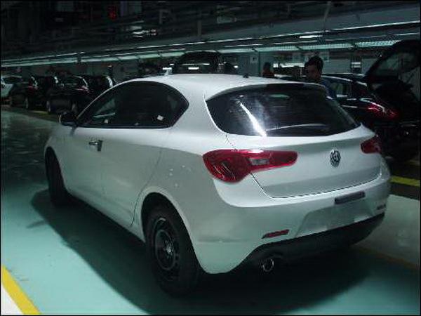 Alfa Romeo Milano: quelques nouvelles photos qui valent le détour
