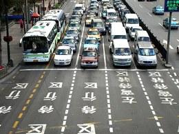 Le développement des infrastructures routières chinoises responsable de ses émissions de CO2 croissantes