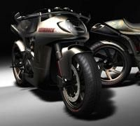Concept - Metalback: Le Cafe Racer écolo