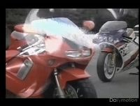 La vidéo officielle de la Honda NR 750... et joyeux Noël !!