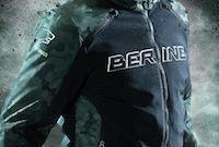 Bering met l'accent sur le camouflage