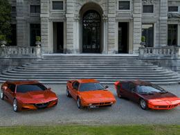 Rétromobile 2013 : un hommage aux Gloires du passé chez BMW