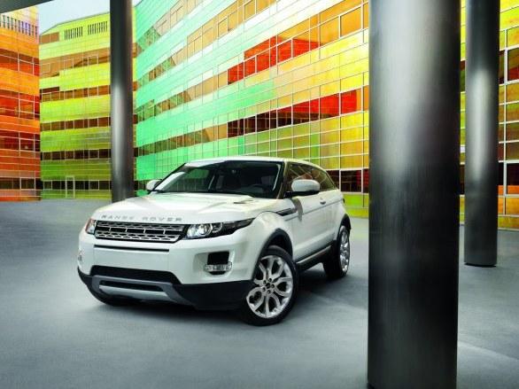 Une Range Rover Evoque de 300 ch en préparation