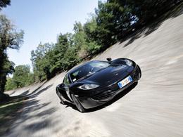 McLaren aurait réduit la production de sa MP4-12C