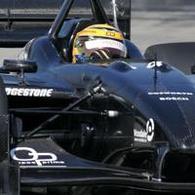 Champcar - Test Sebring D.3: Au tour de Perera