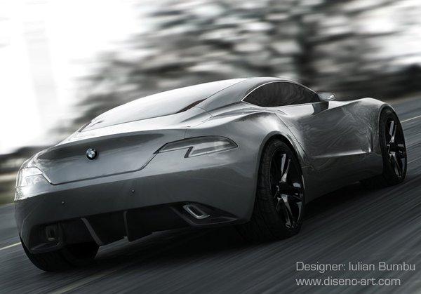 BMW S.X. Concept: proposition pour une prochaine Série 6
