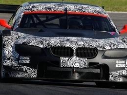 Jean-Karl Vernay teste la BMW M3 DTM