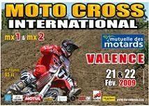 Le motocross international de Valence, c'est Dimanche !