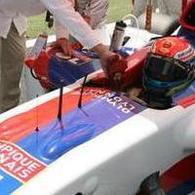 Superleague Formula - Nelson Panciatici: Les découvertes de Zolder