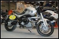 PTS 2009 en direct : Panda Moto présente la BMW Le Rider