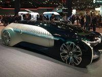 Renault EZ-Ultimo concept : la navette de luxe néo-rétro - Vidéo en direct du Mondial de l'auto