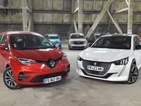 Comparatif vidéo - Peugeot e-208 VS Renault Zoé : l'ambition rencontre l'expérience