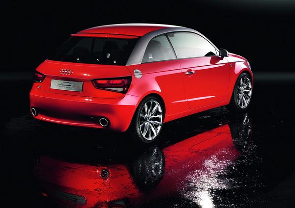 Audi A1: début de la production en octobre