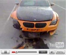 Vidéos : BMW M6 CLR600 by Lumma : avant et après