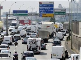 SNCF à l'arrêt : encore des embouteillages ce week-end !