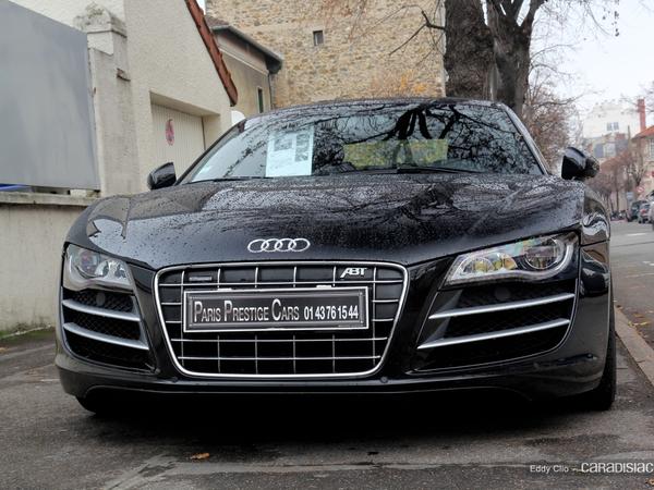 Photos du jour : Audi R8 V10 ABT