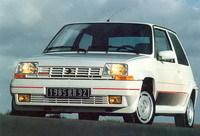 La p'tite sportive du lundi: Renault Super 5 GT Turbo.