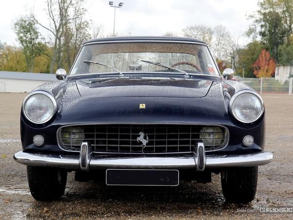 Photos du jour : Ferrari 250 coupé Pininfarina (Cars & Coffee Paris)