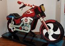 Actualité - Insolite: Voilà une moto qui coûte bonbon