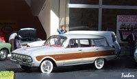 Miniature : 1/43ème - FORD XL Falcon Squire wagon