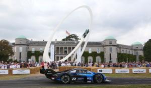 Le Festival Of Speed de Goodwood 2020 reporté