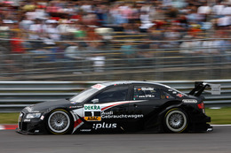 DTM/Zandvoort: Quatre Audi exclues