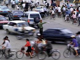 Chine : 17 millions de voitures vendues en 2010