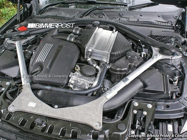 La BMW M4 avec un 6 en ligne de 420 ch ?