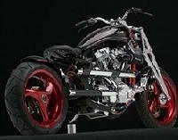 Fusion Motorcycles: La moto à boulons