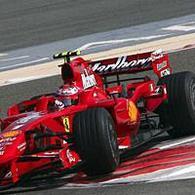 Formule 1 - Test Bahreïn D.2: Kimi joue la tempête du désert
