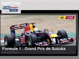Pas de F1 sur TF1 ce week-end