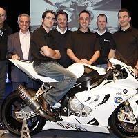 Endurance: L'équipe BMW Michelin a été présentée