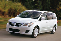 Futur VW Routan : c'est lui !
