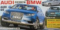 Audi: un Q6 entre les Q5 et Q7?