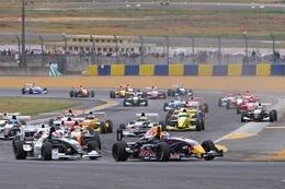 Formula Renault 2.0 Eurocup: Doublé pour Vergne au Mans qui remonte fort au championnat!