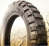 Nouveau Michelin Desert Race: un pneu à l'assaut du Dakar.