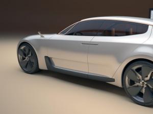 La Kia GT pourrait être produite