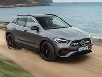 Nouveau Mercedes GLA (2020): prix à partir de 41900€