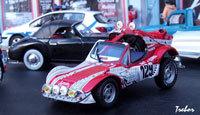 Miniature : 1/43ème - buggy SUNHILL